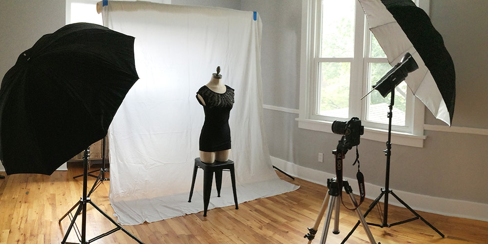 Best Guide To Lighting Setups For Apparel Product Photography