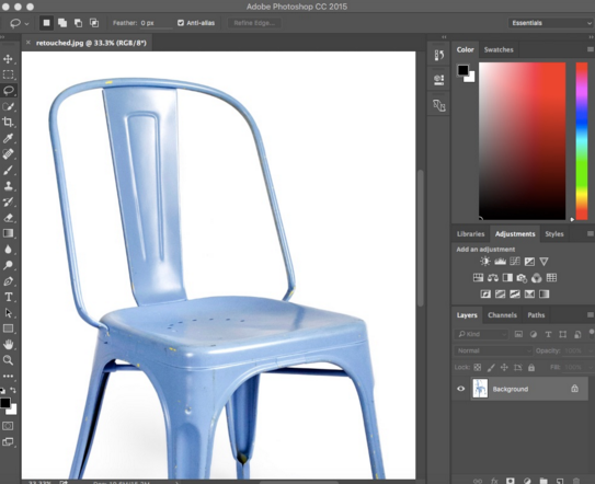 Perfect Your Product Image In Photoshop