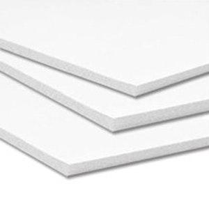 Cartón de espuma blanco para reflejar la luz de relleno