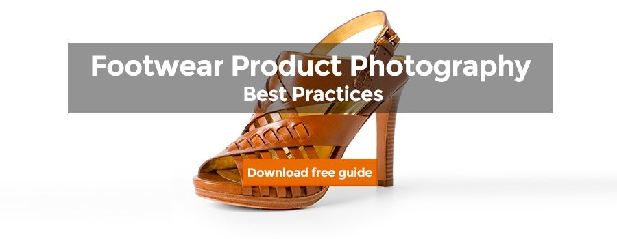 Fotografía de productos de calzado: Guía de buenas prácticas