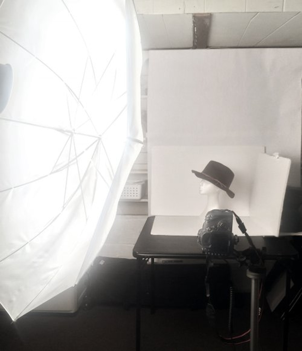 Use A Main Light And Reflective Surfaces Like White Foam Board For Fill