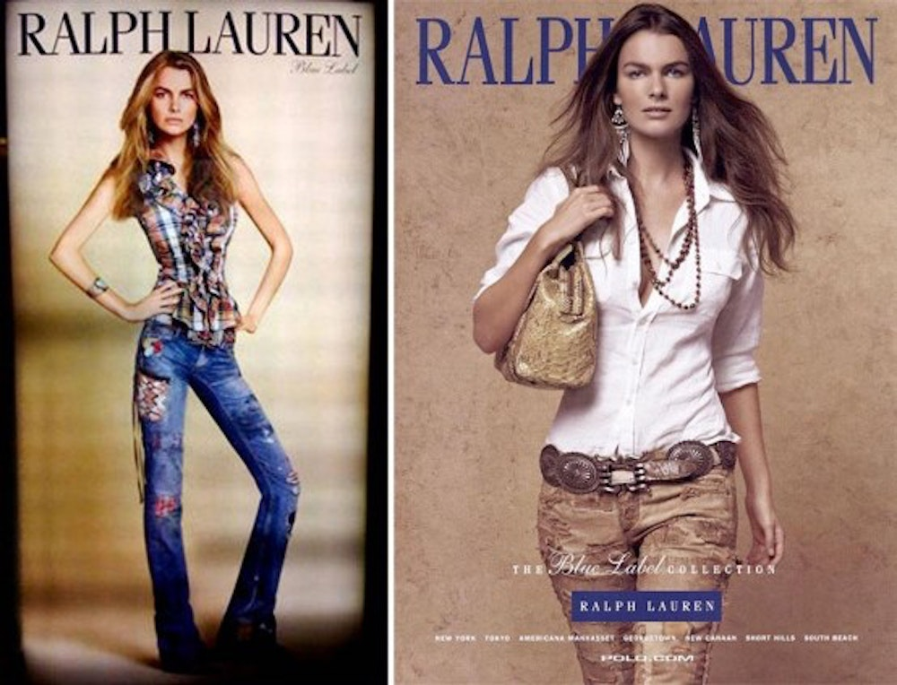 Photoshop Models And The Law How Far Is Too Far