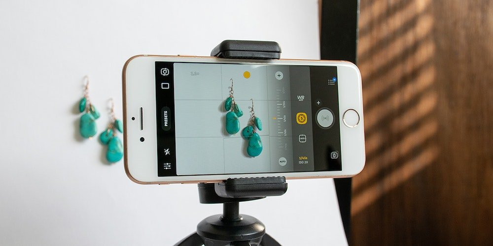 How to Use your Smartphone to Capture High Quality Product